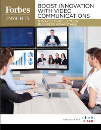 Boost Innovation With Video Communications