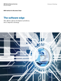 The software edge