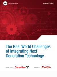 The Real World Challenges of Integrating Next Generation Technology