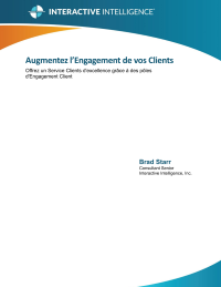 Augmentez l'engagement de vos clients