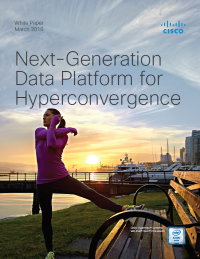 Next-Generation Data Platform for Hyperconvergence