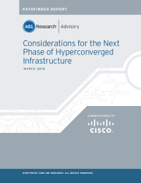 Considerations for the next phase of hyperconverged infrastructure