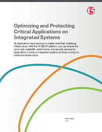 Optimizing and protecting critical applications on integrated systems