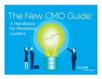 The New CMO Guide: A Handbook for Marketing Leaders