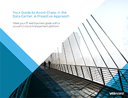 Your Guide to Avoid Chaos in the Data Center-A Proactive Approach