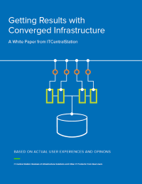 Getting Results with Converged Infrastructure