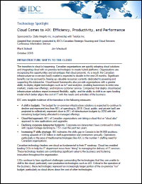 Cloud Comes to AIX: Efficiency, Productivity, and Performance