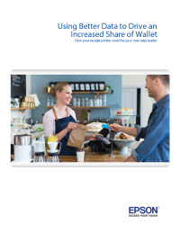 Using Better Data to Drive an Increased Share of Wallet