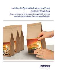 Labeling for Specialized, Niche, and Local Customer Marketing