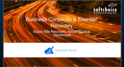 Say Hello To Azure's Arsenal Of Backup And Disaster Recovery Solutions