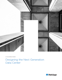 Designing the Next Generation Data Center