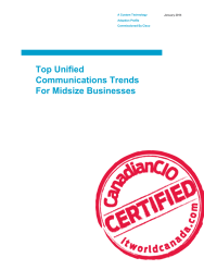 Top Unified Communications Trends For Mid-size Businesses