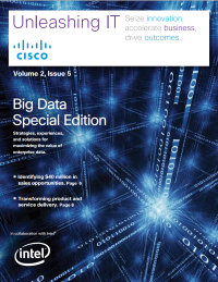 Unleashing IT: Big Data