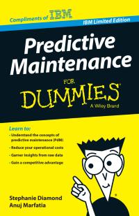 Predictive maintenance for Dummies