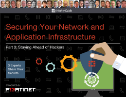 Securing your network and application infrastructure Part 3: Staying ahead of hackers
