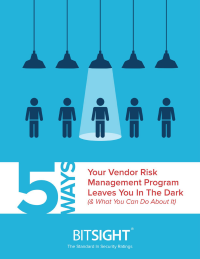 5 Ways Your Vendor Risk Management Program Leaves You In The Dark