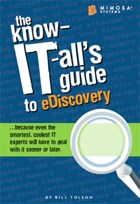 Know it all guide to Discovery