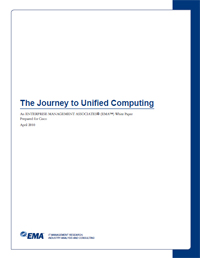 Journey to Unified Computing