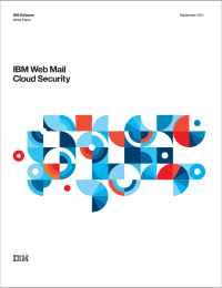 IBM Web Mail Cloud Security