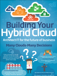 Building Your Hybrid Cloud: Architecting IT for the future of business