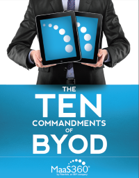 The Ten Commandments of BYOD
