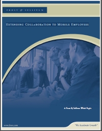 Extending Collaboration to Mobile Employees