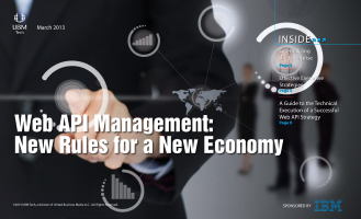 Web API Management: New Rules for a New Economy