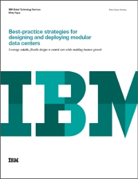 Best-practice strategies for designing and deploying modular data centers