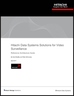Hitachi Data Systems Solutions for Video Surveillance
