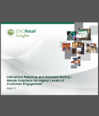 Interactive Retailing and Assisted Selling - Mobile Solutions for Higher Levels of Customer Engagement