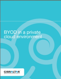 BYOD in a Private Cloud Environment