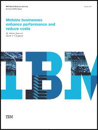 Midsize businesses enhance performance and reduce costs