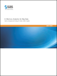 In-Memory Analytics for Big Data