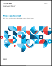 Choice and control