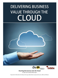 Delivering Business Value Through the Cloud