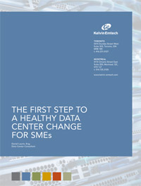 The First Step to a Healthy Data Center Change for SMEs