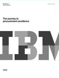 The Journey to Procurement Excellence