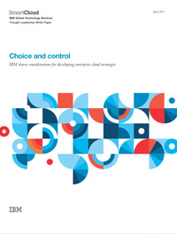 ITW285A - Choice and Control