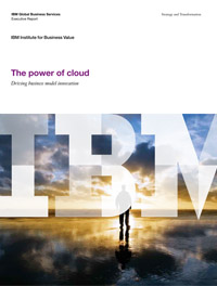 ITW285C - The Power of Cloud