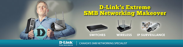"The D-Link ""Extreme SMB Network Makeover"" Contest"