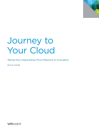 Journey to Your Cloud