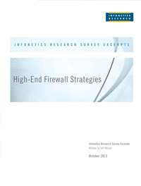 High-End Firewall Strategies