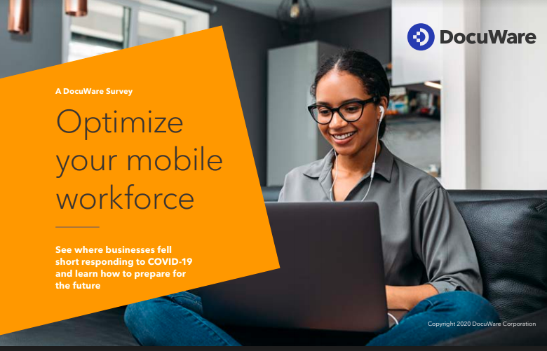 Optimize your mobile workforce with lessons learned from Covid-19