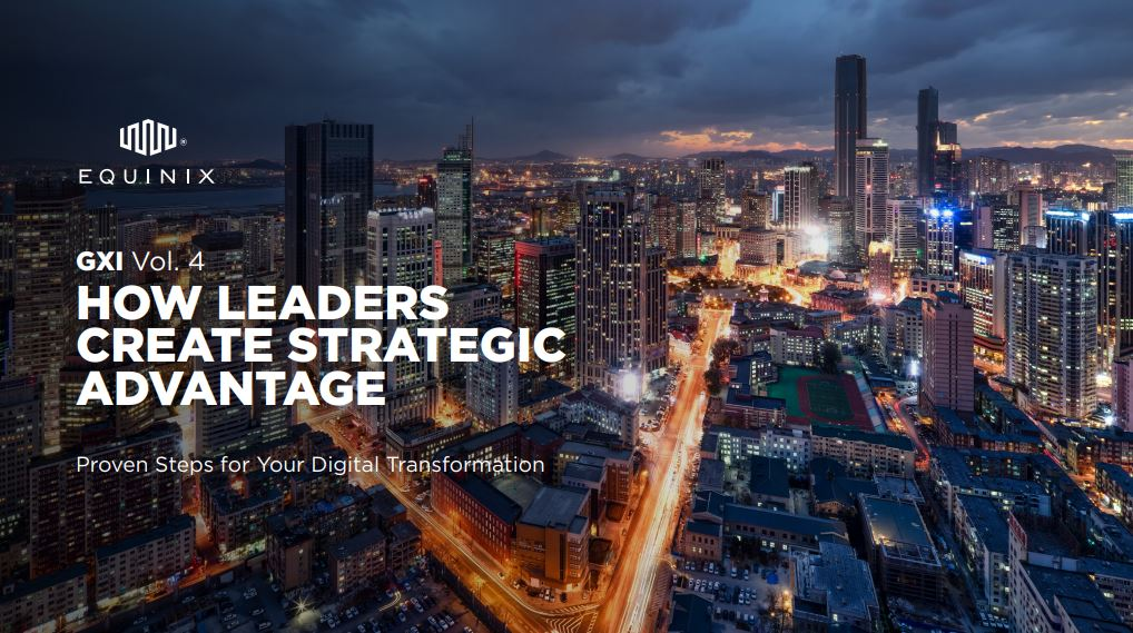 How Leaders Create Strategic Advantage