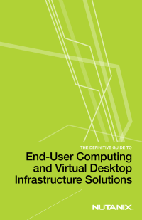 The Definitive Guide to Architecturing End-User Computing Solutions