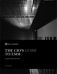 The CIO's Guide to EMM