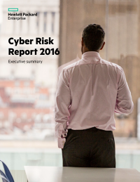 Cyber Risk Report 2016