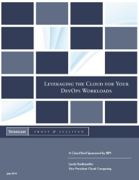 Leveraging the Cloud for Your DevOps  Workloads