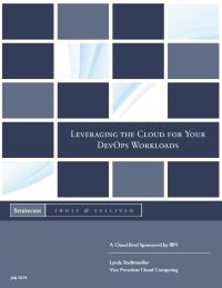 Leveraging the Cloud for Your DevOps Workloads