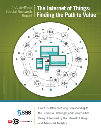 The Internet of Things - Finding the Path to Value